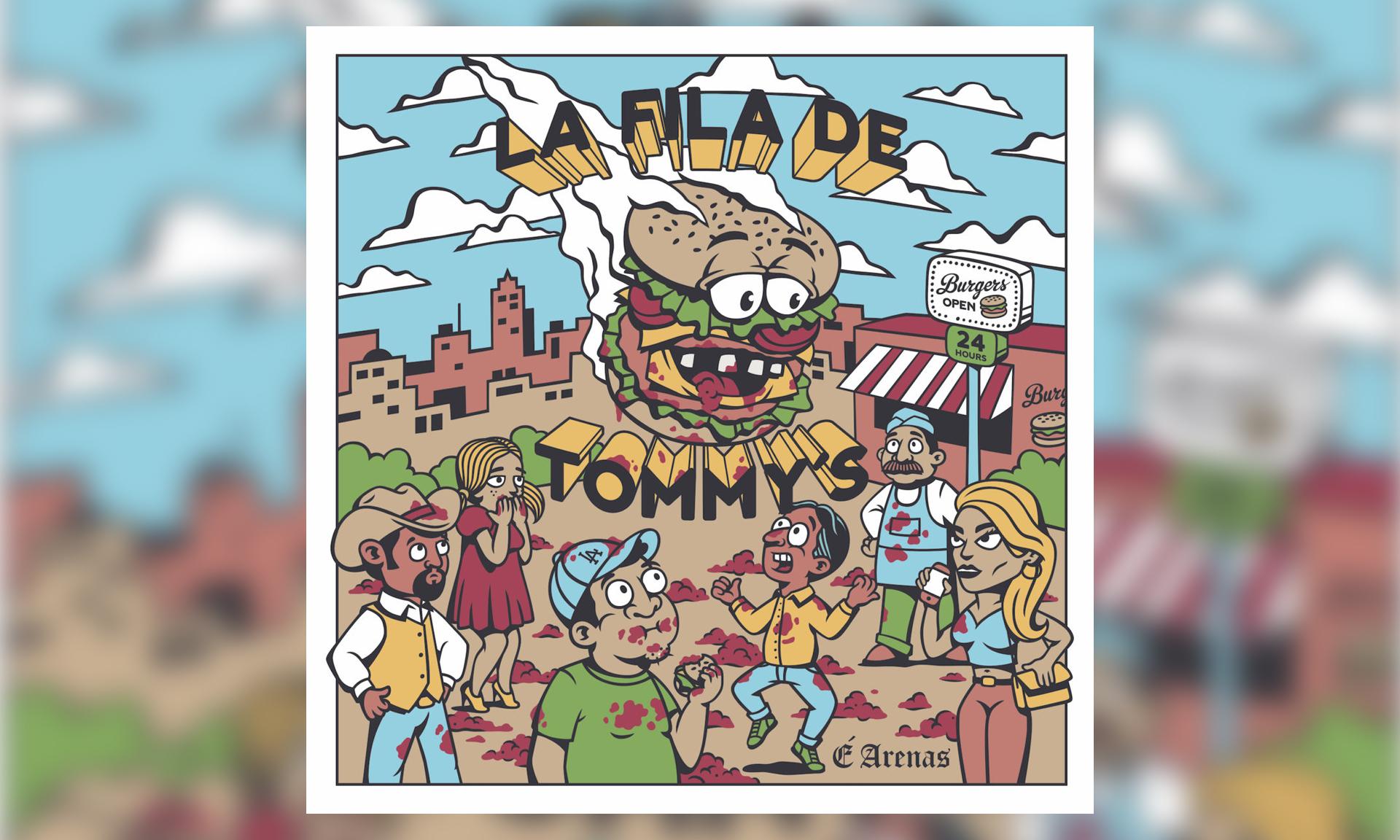 """É Arenas of Chicano Batman Drops New Muisc """"La Fila de Tommy's"""" and """"Chili, Chili, Chili"""""""
