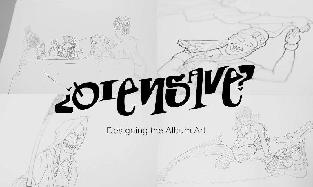 ¿Qiensave? Releases Short Documentary On The Designing Of Mujer Album Art