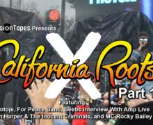 SessionTapes Presents A California Roots X Part 1