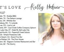 Soul Singer Kelly Hafner Embarks on US Tour!