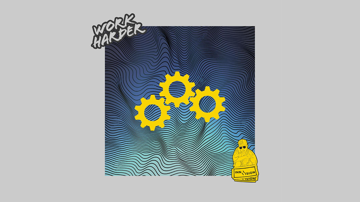"Inna Vision Drops New Track ""Work Harder"""
