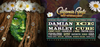 The 11th Annual California Roots Music and Arts Festival Announce First Round Of Artists