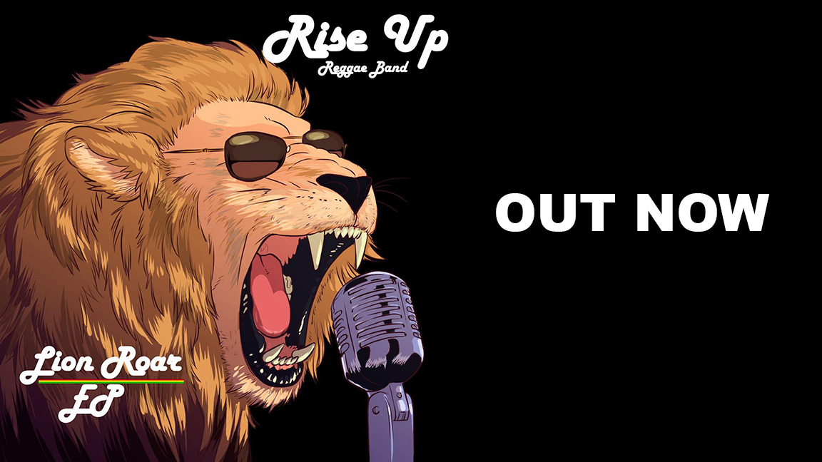 """Rise Up Release First Studio EP """"Lion Roar"""""""