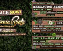 California Roots 2nd Artist Announcement